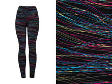 Natopia Super Soft Silly String Leggings One Size Fits 8-14 - natopia