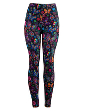 Natopia Deluxe Butterfly Kisses Leggings One Size Fits 8-14 Exclusive Print