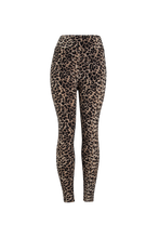 Natopia Super Soft Wild Nights Leopard Print Leggings Curvy Plus Size fits Size 16-22