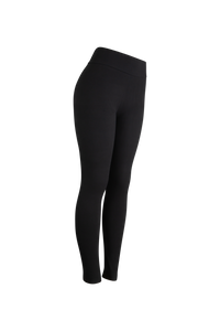 Natopia Super Soft Extra Curvy Plus Size Leggings Size 22-28 Basic Black MUST HAVE! - natopia