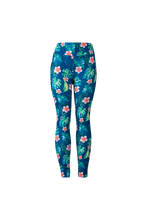 Natopia Ultimate Tropical Island Dreams Leggings One Size Fits 8-14 - natopia