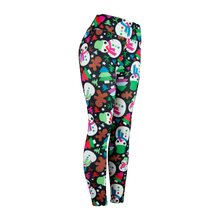 Natopia Ultimate Frosty and Friends Leggings Curvy Plus Size Fits Size 16-22
