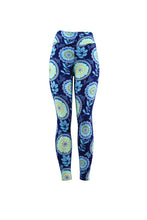 Natopia Flower Power Leggings One Size Fits 8-14