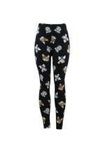 Natopia Meow Me Leggings Curvy Plus Size Fits 16-22