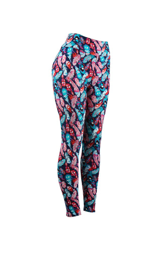 Natopia Light and Feathery Leggings Curvy Plus Size Fits 16-22