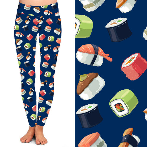 This is How We Roll Deluxe Leggings - natopia