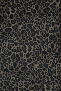 Natopia Little Leopard Mini Skirt One Size Fits 8-14