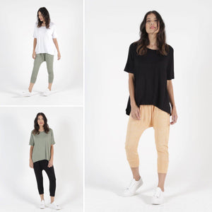 Cambridge Tee by Betty Basics - natopia