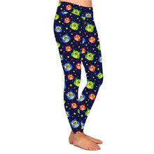 Natopia Deluxe Owls All Around Leggings One Size Fits 8-14