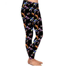 Natopia Deluxe Dragonfly Daze Leggings One Size Fits 8-14