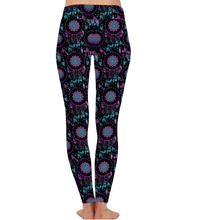 Natopia Deluxe Dreamcatcher Mood Leggings One Size Fits 8-14