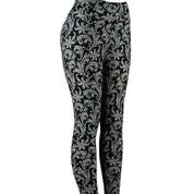 Natopia Super Soft The Winds Of Change Leggings Extra Curvy Plus Size Fits 22-28