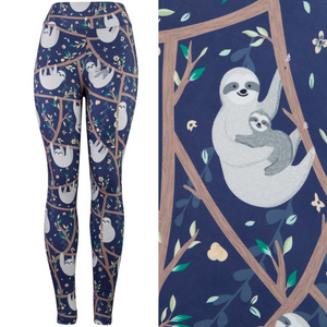 Sloth Styling Deluxe Leggings - natopia
