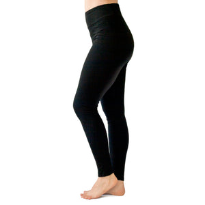 Natopia Super Soft Curvy Plus Size Leggings Size 16-22 Basic Black MUST HAVE!
