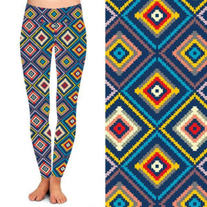 Mexican Dreaming Deluxe Leggings - natopia