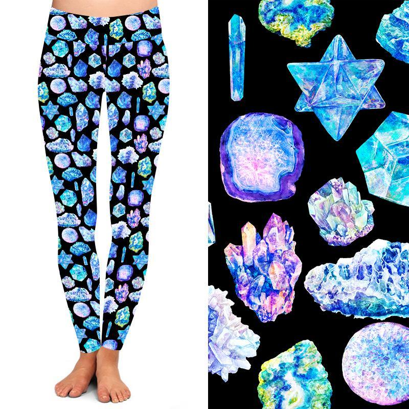 Natopia Deluxe Crystal Palace Leggings One Size Fits 8-14