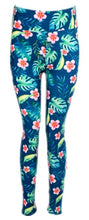 Natopia Ultimate Tropical Island Dreams Leggings One Size Fits 8-14