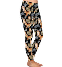 Natopia Deluxe Crazy Cat Lady Leggings One Size Fits 8-14