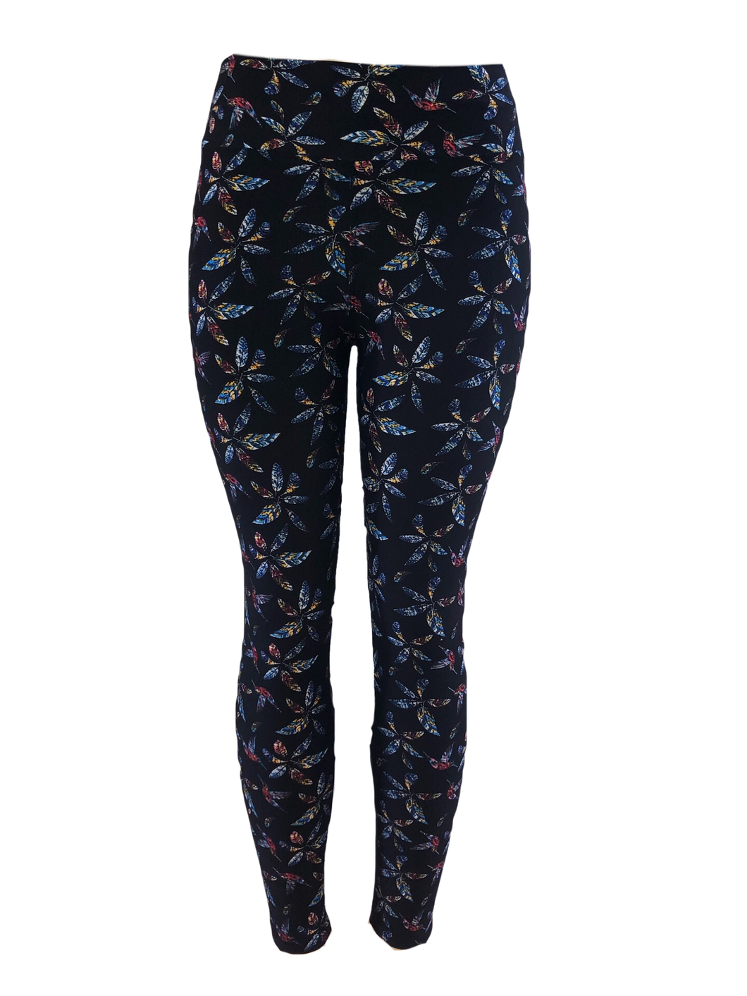 Natopia The Birds And The Leaves Leggings One Size Fits Size 8-14
