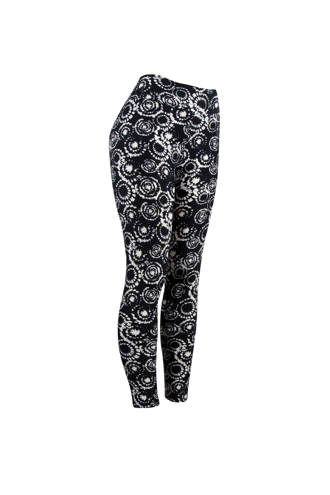 Natopia So Many Swirls Leggings One Size Fits 8-14