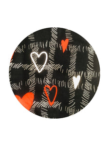 Natopia Kids Heart Leggings Sizes 4-6