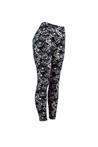 Natopia So Many Swirls Leggings Plus Size Fits 16-22