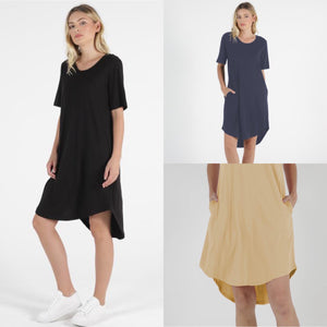 Nyree Dress by Betty Basics - natopia