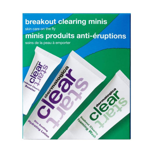 Dermalogica Breakout Clearing Minis Box