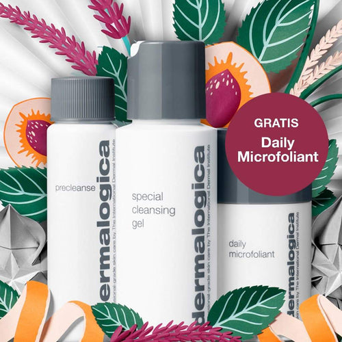 Dermalogica Clean and Glow to Go Pflegekit_Weihnachten 202