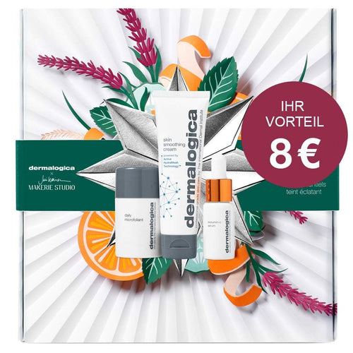Dermalogica Our Best and Brightest_Hautplegeset_Weichnachten 2020