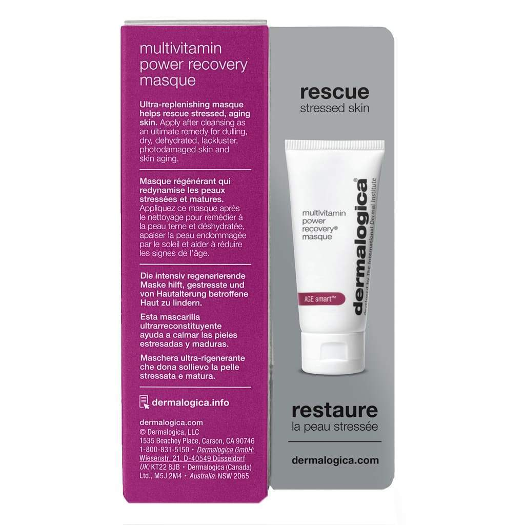 Dermalogica Multivitamin Power Recovery Masque Reisegröße