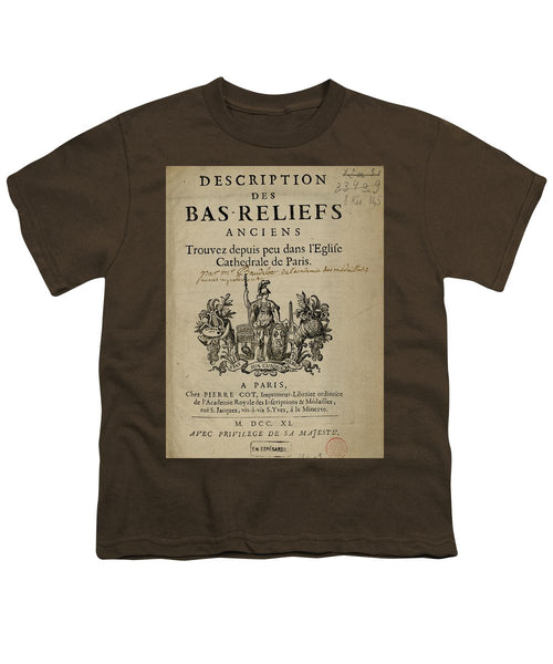 Bas Reliefs - Youth T-Shirt