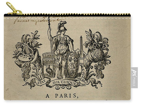 Bas Reliefs - Carry-All Pouch