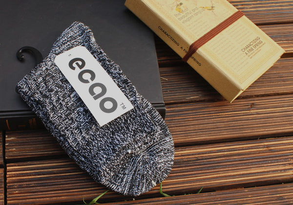 Harajuku style cotton socks for men