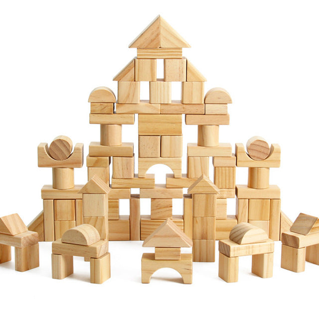 100pcs/Set  Building Blocks