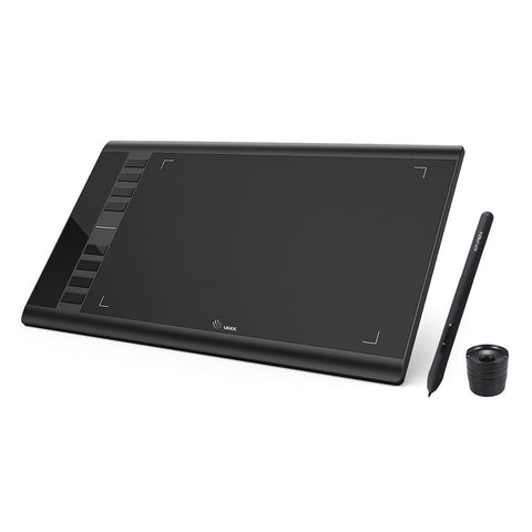 "Ultra-thin Digital Graphics Drawing Tablet Pad 10"" * 6"" Active Area 2048 Level Pressure Sensitivity"