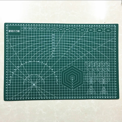 PVC Cutting Mat A3 45*30cm  Durable Self Healing Board