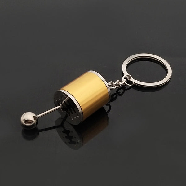 Stick Shift Keychain Gear Shift Knob Keychain