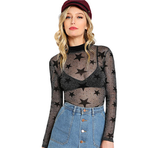 Starry Nights Top