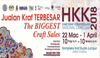 VISIT US AT HARI KRAF KEBANGSAAN (HKK) 2018 ''DON'T MISS IT