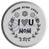 Happy Mother Day Coin 2018