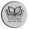 Happy Teacher Day Coin 2018