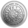 COVID Heroes Silver Coin 1/10 oz