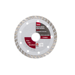 Disc de taiere diamantat BEOROL turbo 115 - 125 - 230 mm