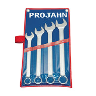 Set de chei fixe si inelare combinate PROJAHN metrice 24-32 mm 4 buc/set