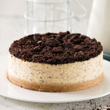 Chocolate Cookies & Cream Cheesecake | Cedele Market