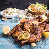 Roasted Chicken Platter Set