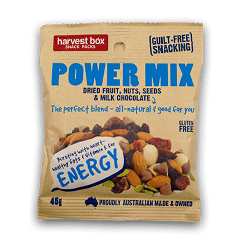 Harvest Box Power Mix Snack Pack | Cedele Market