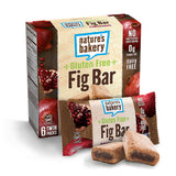 Nature's Bakery Gluten-Free Pomegranate Fig Bar | Cedele Market