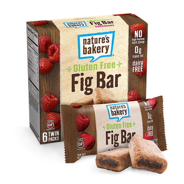 Nature's Bakery Gluten-Free Raspberry Fig Bar | Cedele Market